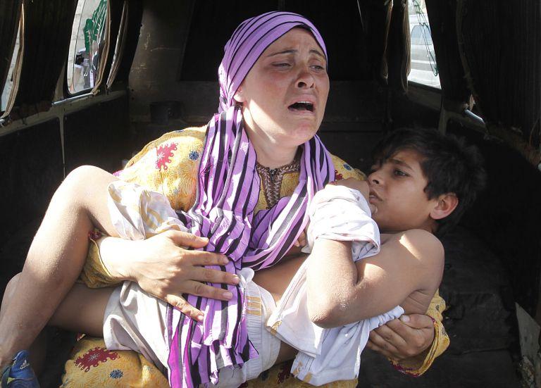 Συρία: Συνεχίζεται για δεύτερη ημέρα ο βομβαρδισμός στη Χούλα | tovima.gr