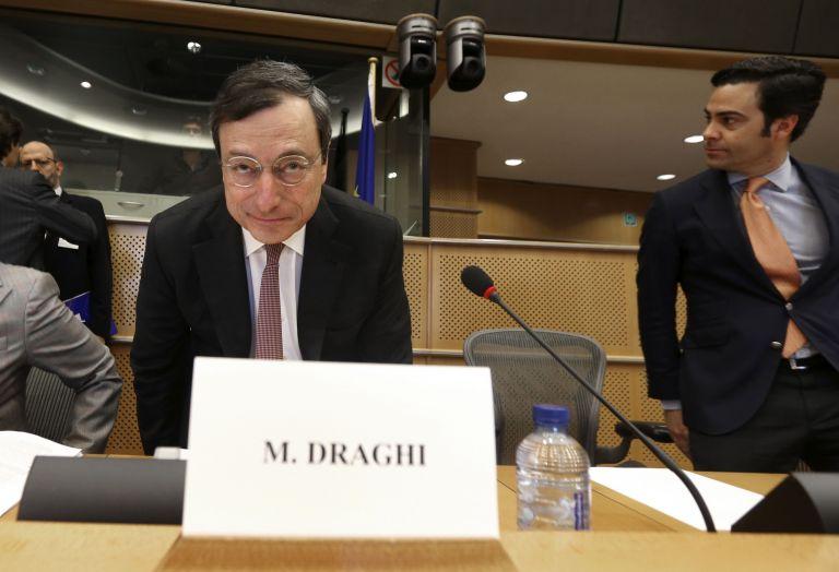 Μ. Ντράγκι: Μειώσαμε το επιτόκιο για να βοηθήσουμε την ανάπτυξη | tovima.gr