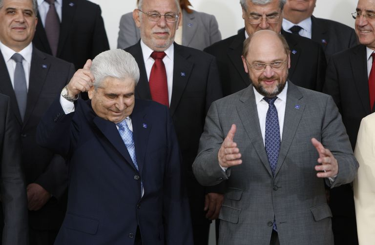 Κύπρος: Άτυπη συνάντηση κορυφής Χριστόφια στις Βρυξέλλες | tovima.gr