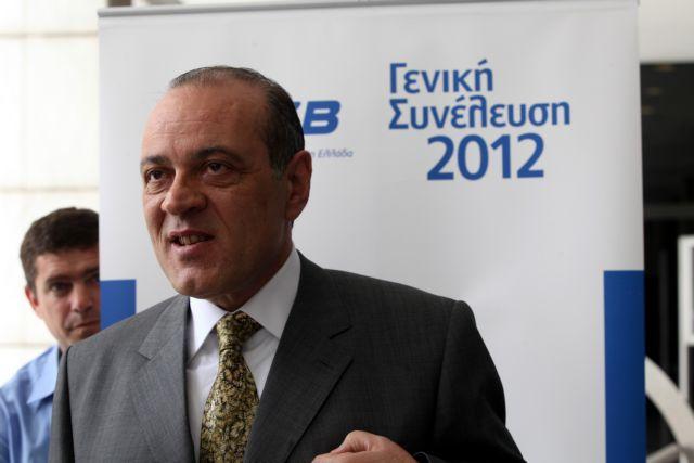 Πρόεδρος ΣΕΒ: «Η Ελλάδα δεν θα βγει από την κρίση με μνημόνια» | tovima.gr