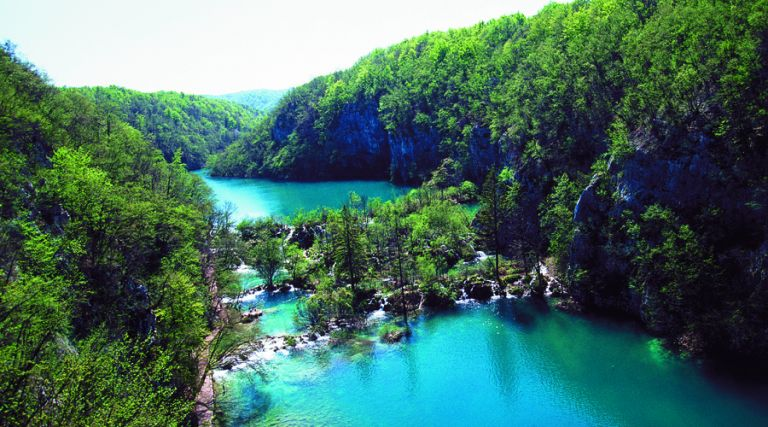 Κροατία: Το πάρκο των 16 λιμνών | tovima.gr