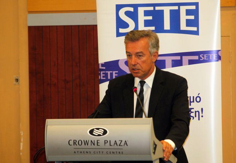 ΣΕΤΕ: Ζητεί την συμμετοχή του στην επιτροπή για την απασχόληση   tovima.gr