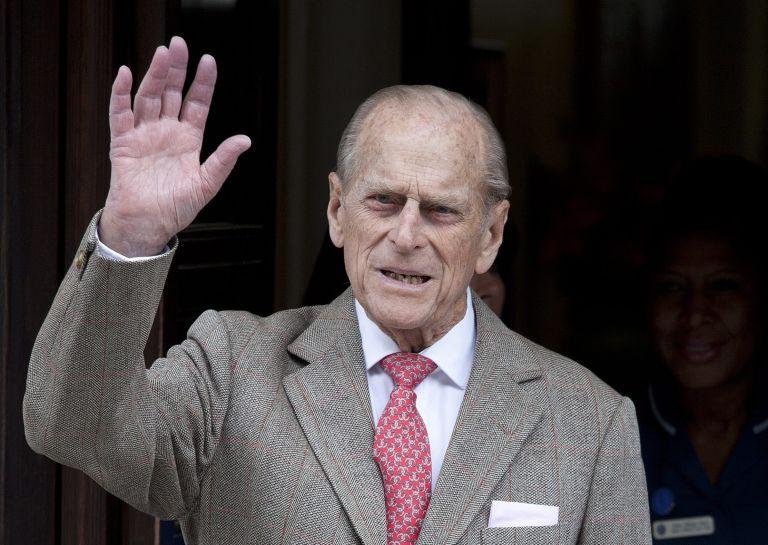 Λονδίνο: Σε νοσοκομείο εισήχθη ο πρίγκηπας Φίλιππος   tovima.gr