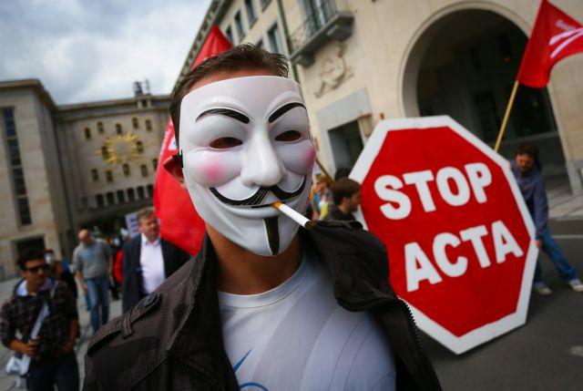 Την Τετάρτη κρίνεται στο Ευρωκοινοβούλιο το μέλλον της ACTA   tovima.gr