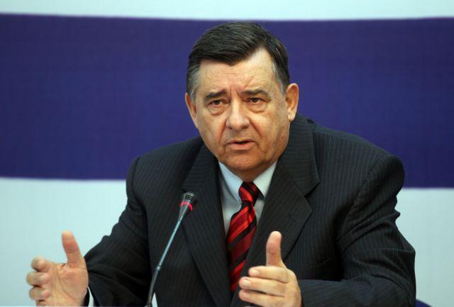 Το ευρωψηφοδέλτιο του παρουσίασε ο ΛΑΟΣ   tovima.gr