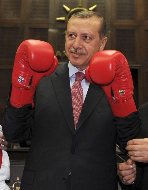 Ο ενοχλητικός κ. Ερντογάν | tovima.gr