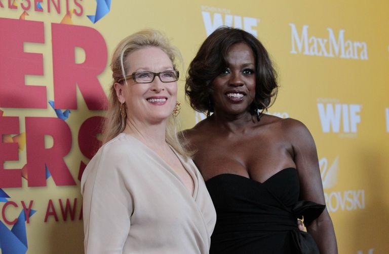 Το Χόλιγουντ τίμησε τις γυναίκες | tovima.gr