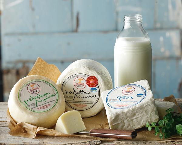 Τα εξαιρετικά τυριά της Λήμνου | tovima.gr