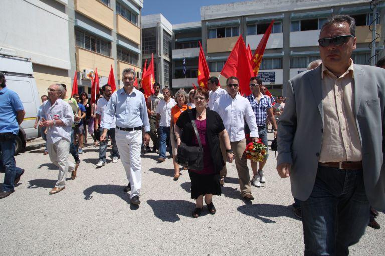 ΚΚΕ: «Επαγρύπνηση ενάντια σε νέο ιμπεριαλιστικό πόλεμο στη Μ.Ανατολή» | tovima.gr