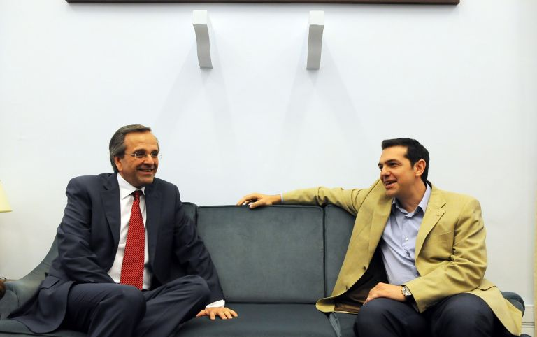 Δύο δημοσκοπήσεις δείχνουν ισοπαλία για ΝΔ-ΣΥΡΙΖΑ | tovima.gr
