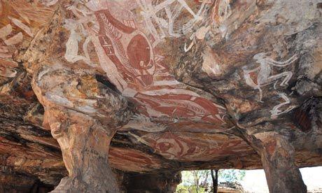 Οι πρώτοι καλλιτέχνες της Αυστραλίας | tovima.gr