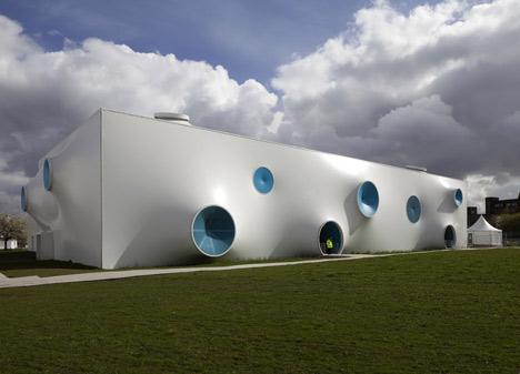 To ολυμπιακό κέντρο σκοποβολής είναι έργο τέχνης | tovima.gr