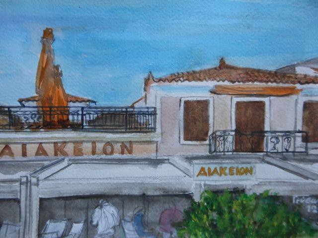 Οψεις της Αίγινας σε έκθεση της Γεύσως Παπαδάκη | tovima.gr