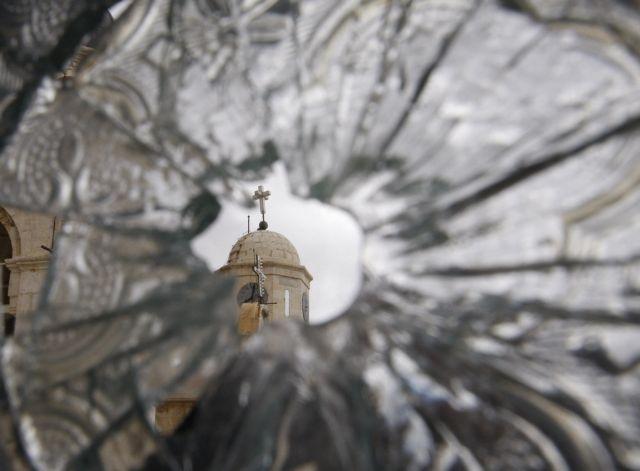 Συρία: Ουαχαμπίτες μουσουλμάνοι ύποπτοι για την απαγωγή των Ιεραρχών   tovima.gr
