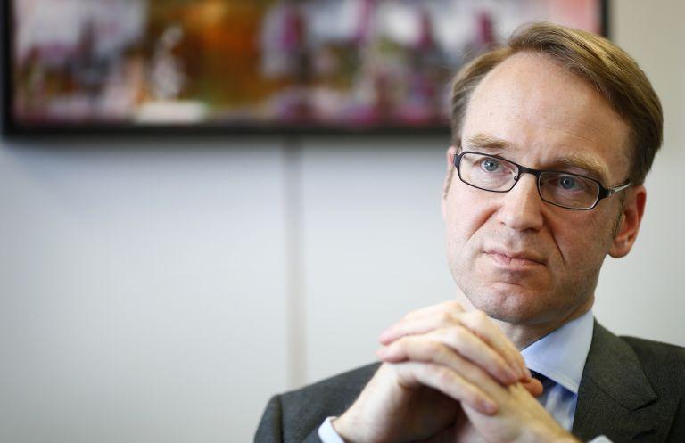 Γενς Βάιντμαν: «Η χρηματοδότηση από την ΕΚΤ μπορεί να προκαλέσει εθισμό σαν τα ναρκωτικά» | tovima.gr