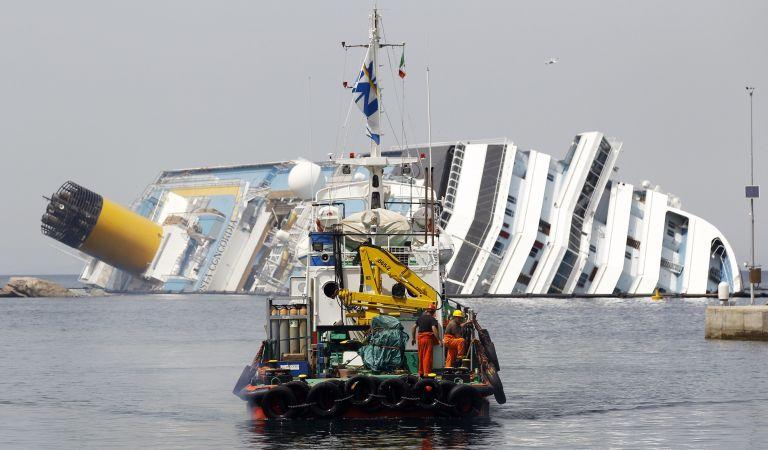 Αφέθηκε ελεύθερος ο καπετάνιος του Costa Concordia   tovima.gr