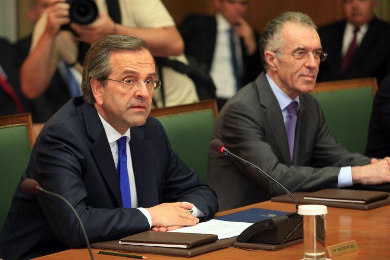 Δεν υπουργοποιείται ο Βασίλης Ράπανος | tovima.gr