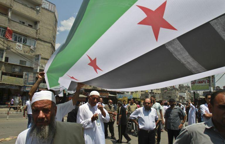 Συρία: Χαμάς κατηγορεί Μοσάντ για τη δολοφονία στρατιωτικού στελέχους της | tovima.gr
