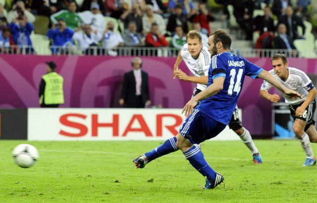 Η ΕΤ1 βάζει γκολ στην τηλεθέαση | tovima.gr