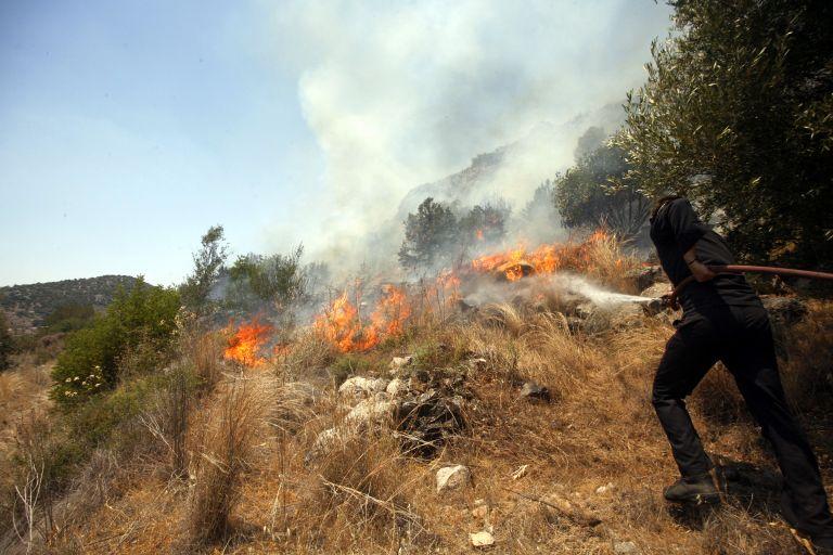 Νέα πυρκαγιά στην ανατολική Μάνη | tovima.gr