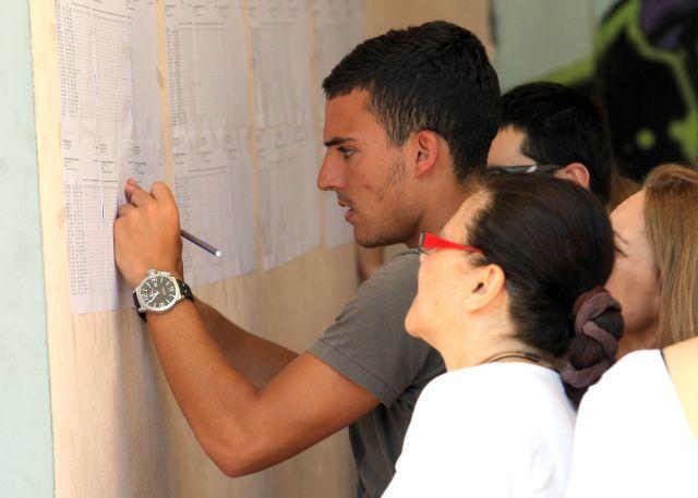 Οι επιδόσεις των υποψηφίων των ΕΠΑΛ | tovima.gr