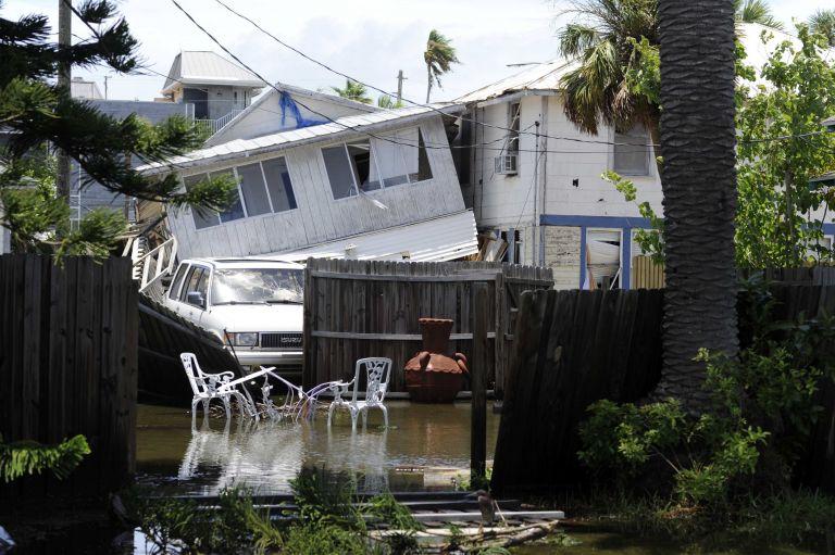 ΗΠΑ: Σε κατάσταση εκτάκτου ανάγκης η Φλόριντα λόγω της καταιγίδας Ντέμπι | tovima.gr
