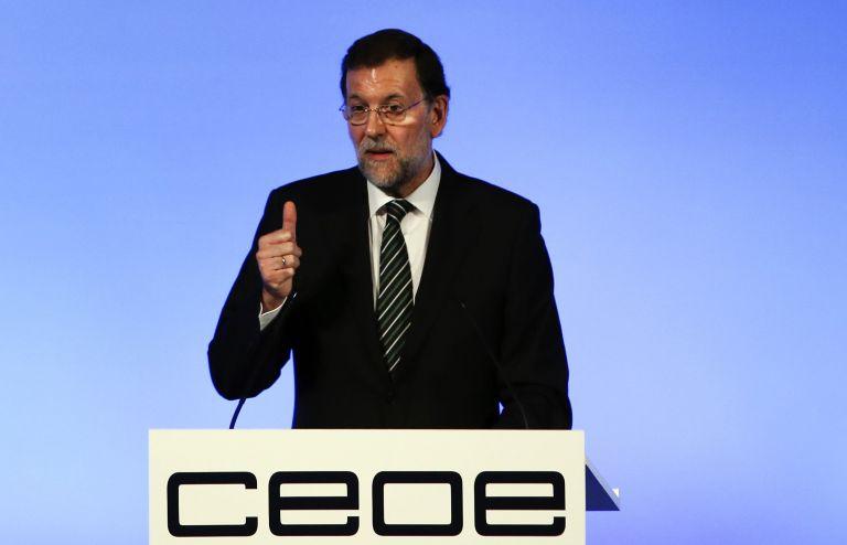 Μαριάνο Ραχόι: Δεν αντέχουμε για πολύ τα σημερινά επιτόκια | tovima.gr