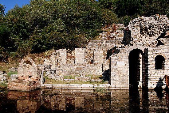 Το αρχαίο ελληνικό παρελθόν του Βουθρωτού στο φως   tovima.gr