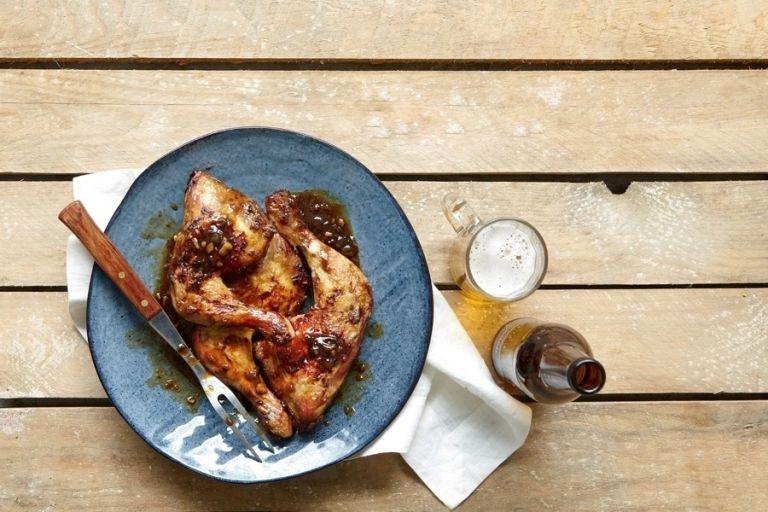 Μπουτάκια κοτόπουλου με σκόρδο και καυτερή πιπεριά | tovima.gr