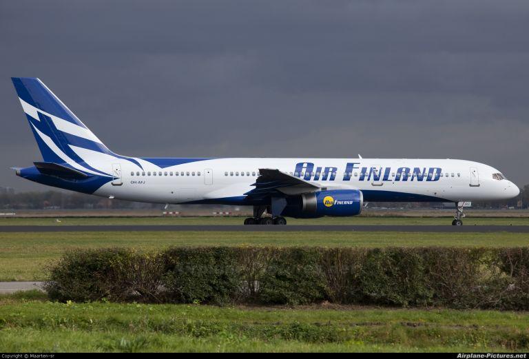 Τέλος οι πτήσεις για την Air Finland | tovima.gr