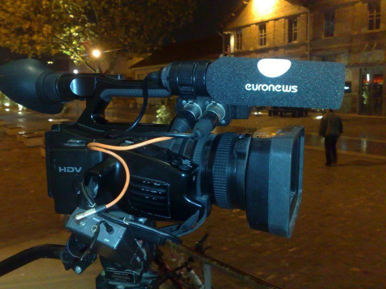 To Euronews θα «μιλάει» από τον Δεκέμβριο και ελληνικά | tovima.gr