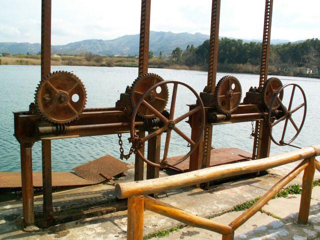 Εκθεσιακός χώρος ο ιστορικός υδροηλεκτρικός σταθμός Αγιάς Χανίων | tovima.gr
