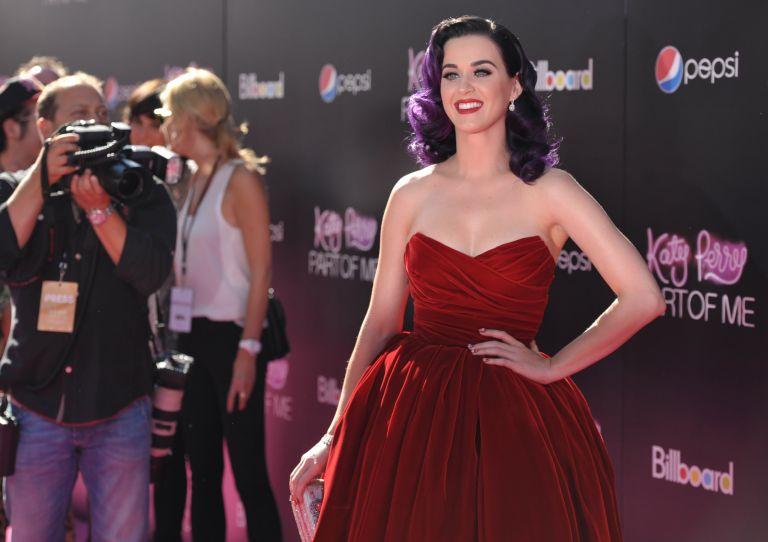 Λαμπερή πρεμιέρα του «Katy Perry: Part of Me» | tovima.gr