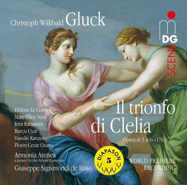 Καμεράτα: Σημαντική διάκριση για ηχογράφηση όπερας του Γκλουκ | tovima.gr