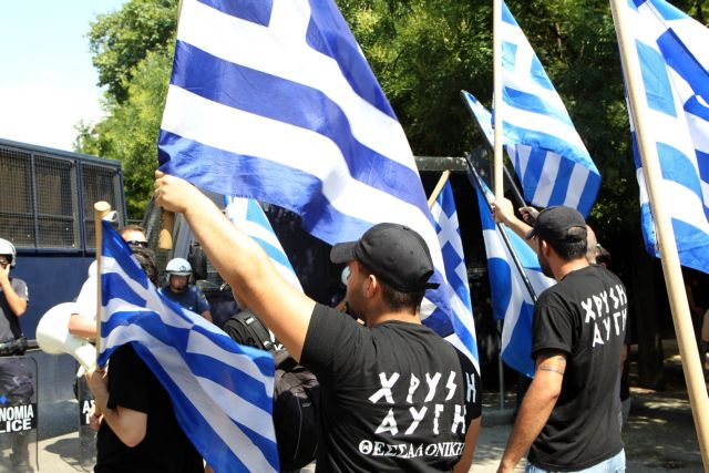 Golden Dawn thugs bully mayors in Meligala and Giannitsa | tovima.gr