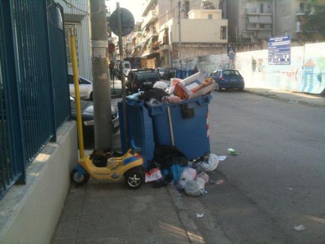 Σγουρός: Σε οριακό σημείο η διαχείριση των απορριμμάτων   tovima.gr