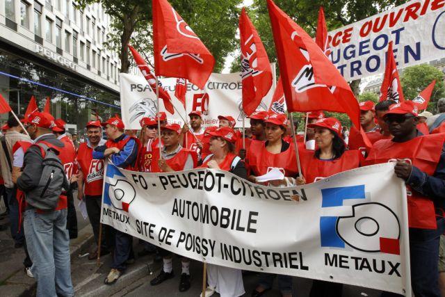 Μετωπική σύγκρουση της κυβέρνησης με την Peugeot-Citroen   tovima.gr
