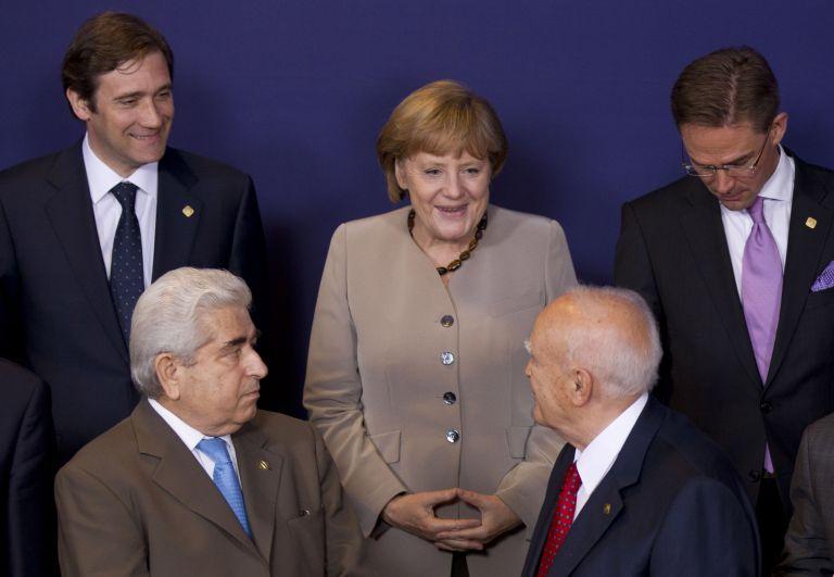 Βρυξέλλες: Συνάντηση Μέρκελ – Χριστόφια την Παρασκευή | tovima.gr