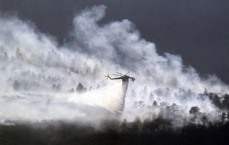 ΗΠΑ: Μαίνονται οι πυρκαγιές στο Κολοράντο | tovima.gr