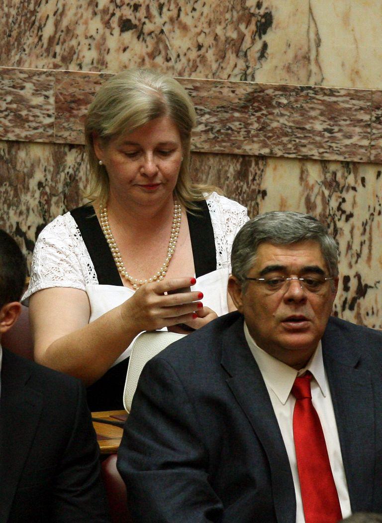 Να αποκλειστεί η Ζαρούλια από το Συμβούλιο της Ευρώπης ζητούν τρεις βουλευτές | tovima.gr