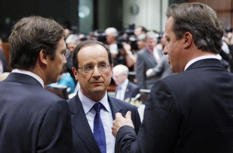 Η θέση της Βρετανίας στην ΕΕ στο επίκεντρο συνάντησης Κάμερον-Ολάντ | tovima.gr