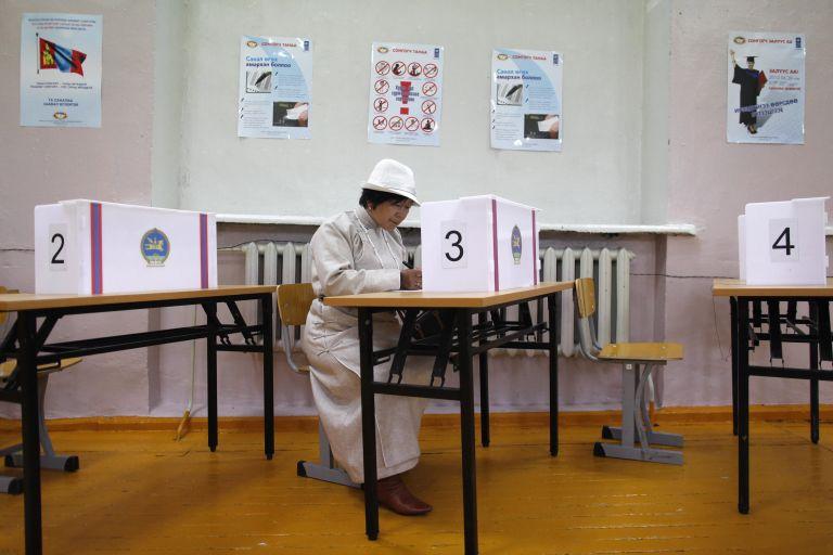 Μογγολία: Βουλευτικές εκλογές την Πέμπτη | tovima.gr