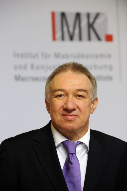 Γκούσταφ Χορν: «Αν επιμείνει στη λιτότητα, θα μείνει μόνη της στην ευρωζώνη» | tovima.gr