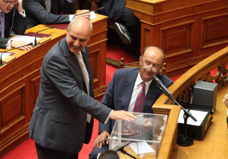 Αλλαγές στον κανονισμό της Βουλής προανήγγειλε άμα τη εκλογή του ο Ευάγγελος Μεϊμαράκης | tovima.gr