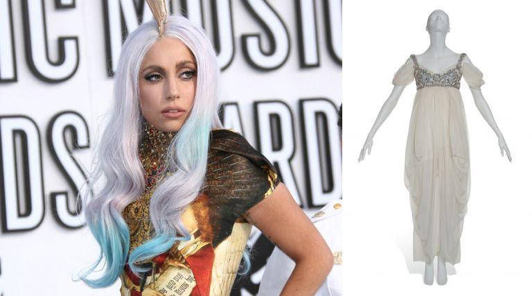 Lady Gaga: πλήρωσε $136.400 για ένα φόρεμα | tovima.gr