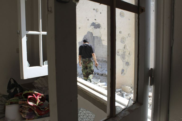 Συρία προς Τουρκία: Μην επεμβαίνετε στα εσωτερικά μας | tovima.gr