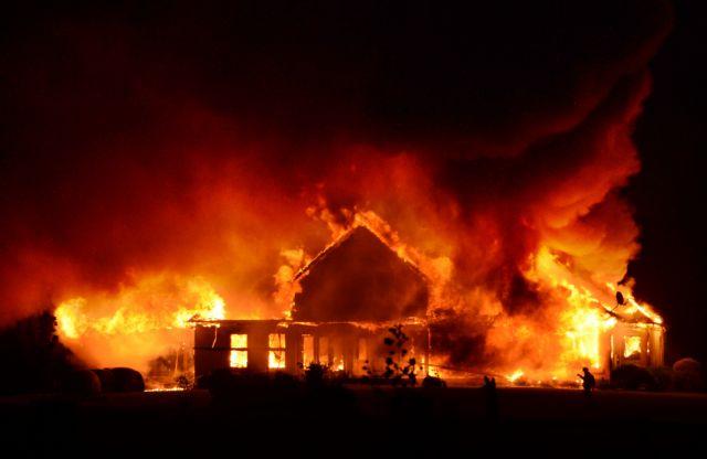 Τρία αγόρια κάηκαν στην Καβάλα | tovima.gr
