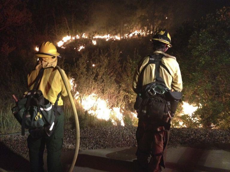 Πυρκαγιές και καταιγίδες στις ΗΠΑ | tovima.gr