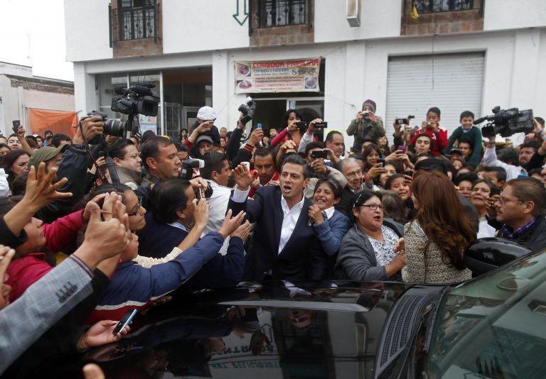 Μεξικό: Επικυρώθηκε ομόφωνα η εκλογή του Νιέτο από το δικαστήριο | tovima.gr