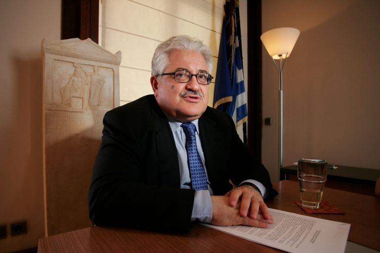 Κώστας Τζαβάρας: «Στο υπουργείο Πολιτισμού ήρθα για να δημιουργήσω» | tovima.gr